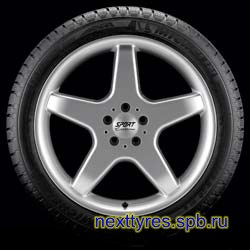 Continental ContiPremiumContact 5 SUV 225/60 R17 99V